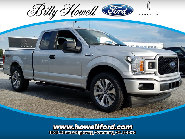 2018 F-150 Super Cab 4x2,  Pickup #81634 - photo 1