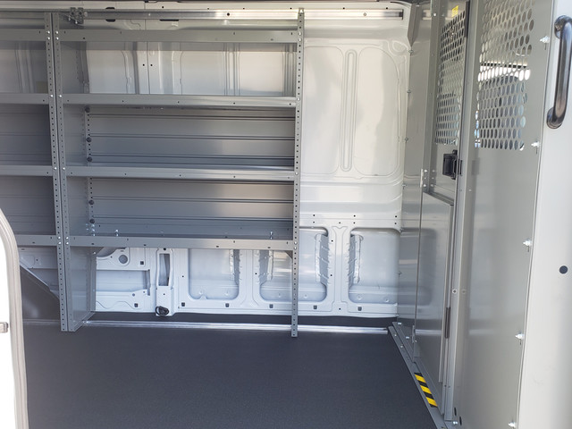 2018 Transit 250 Med Roof 4x2,  Upfitted Cargo Van #81686 - photo 11