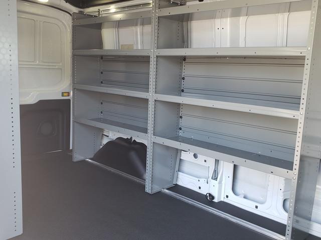 2018 Transit 250 Med Roof 4x2,  Upfitted Cargo Van #81686 - photo 2