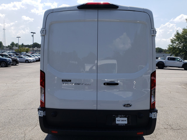 2018 Transit 250 Med Roof 4x2,  Upfitted Cargo Van #81686 - photo 9