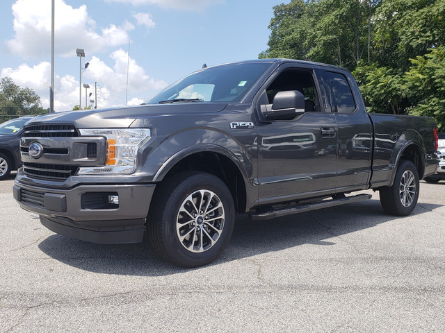 2018 F-150 Super Cab 4x2,  Pickup #81706 - photo 4