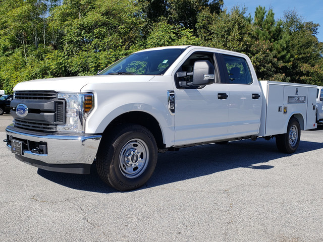 2018 F-250 Crew Cab 4x2,  Service Body #81789 - photo 4