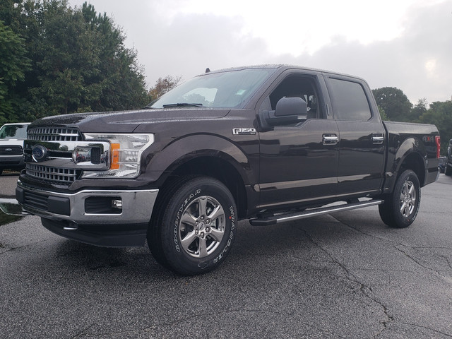 2018 F-150 SuperCrew Cab 4x4,  Pickup #81830 - photo 4