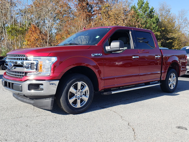 2018 F-150 SuperCrew Cab 4x2,  Pickup #81871 - photo 4