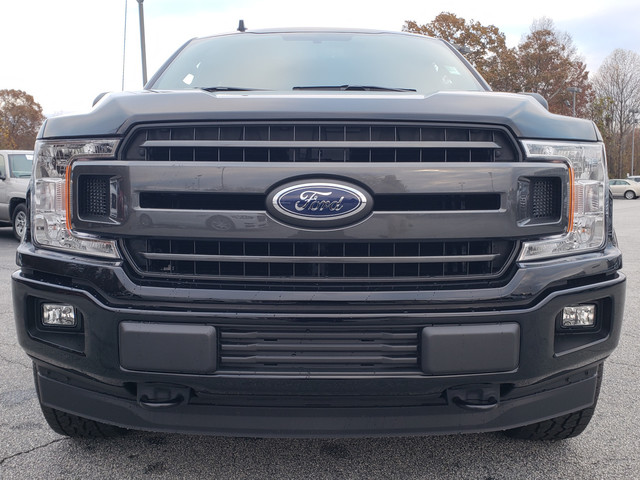 2018 F-150 SuperCrew Cab 4x4,  Pickup #81879 - photo 3