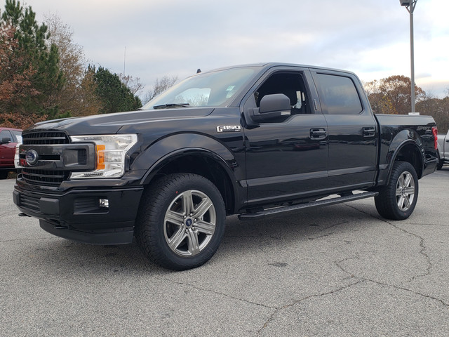 2018 F-150 SuperCrew Cab 4x4,  Pickup #81879 - photo 4