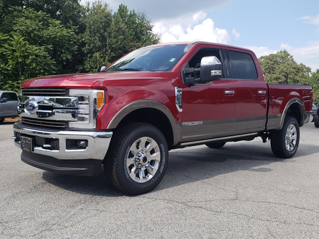 2019 F-250 Crew Cab 4x4,  Pickup #91015 - photo 4