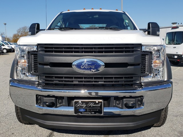 2019 F-450 Crew Cab DRW 4x4,  Cab Chassis #91051 - photo 3