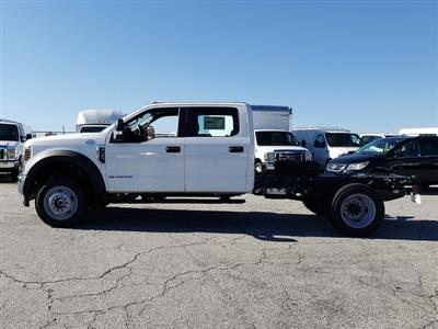 2019 F-450 Crew Cab DRW 4x4,  Cab Chassis #91051 - photo 5