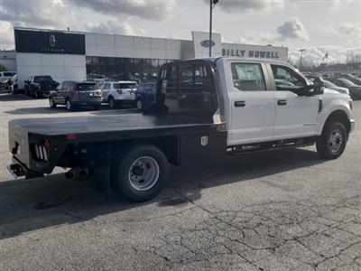 2019 F-350 Crew Cab DRW 4x4,  Platform Body #91253 - photo 2