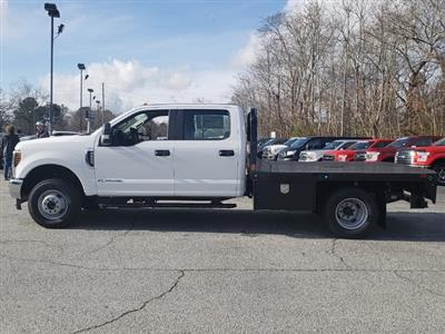 2019 F-350 Crew Cab DRW 4x4,  Platform Body #91253 - photo 5