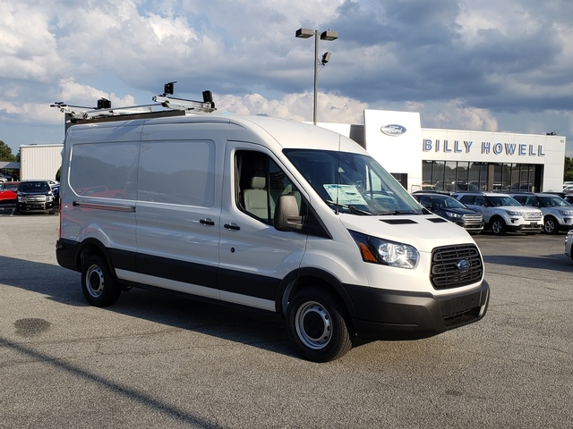 2019 Transit 250 Med Roof 4x2, Adrian Steel PHVAC Upfitted Cargo Van #91636 - photo 1
