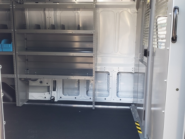 2019 Transit 250 Med Roof 4x2, Adrian Steel PHVAC Upfitted Cargo Van #91636 - photo 2