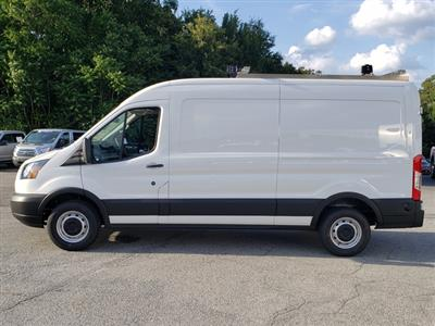 2019 Transit 250 Med Roof 4x2, Adrian Steel PHVAC Upfitted Cargo Van #91636 - photo 5