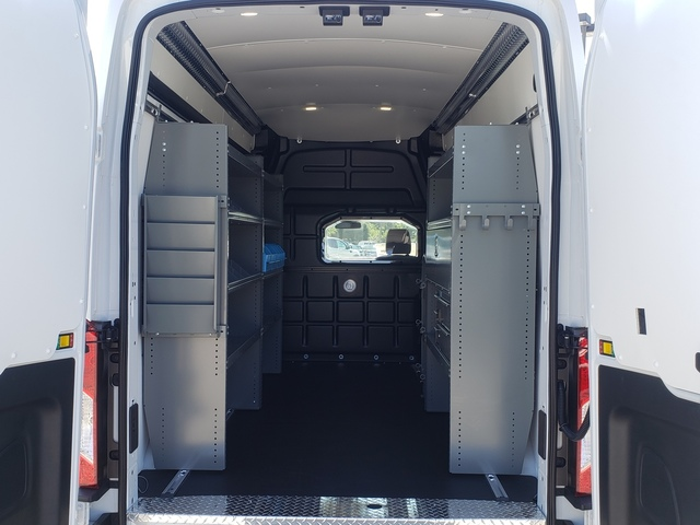 2019 Ford Transit 250 High Roof 4x2, Adrian Steel Upfitted Cargo Van #91663 - photo 1