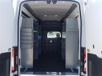 2019 Transit 250 High Roof 4x2, Adrian Steel PHVAC Upfitted Cargo Van #91663 - photo 2