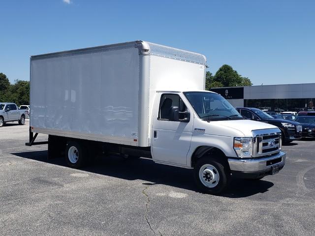 2019 E-350 4x2, Smyrna Truck Aluminum Dry Freight #91766 - photo 1