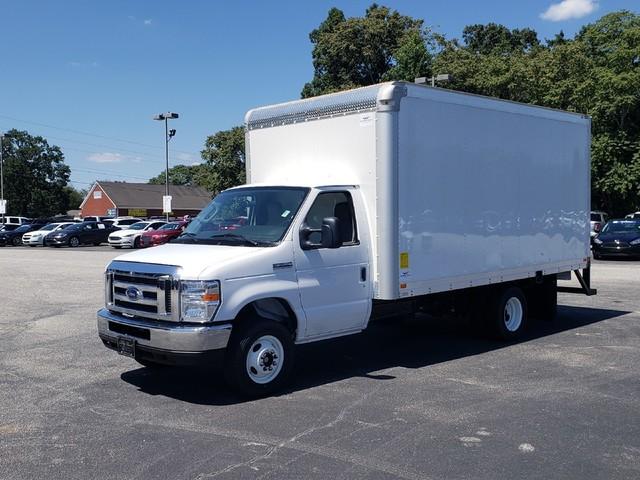 2019 E-350 4x2, Smyrna Truck Aluminum Dry Freight #91766 - photo 3