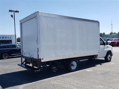 2019 E-350 4x2, Smyrna Truck Aluminum Dry Freight #91766 - photo 2