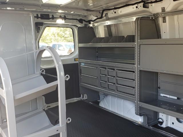 2019 Transit 150 Low Roof 4x2, Adrian Steel PHVAC Upfitted Cargo Van #91906 - photo 11