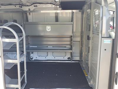 2019 Transit 150 Low Roof 4x2, Adrian Steel PHVAC Upfitted Cargo Van #91906 - photo 2