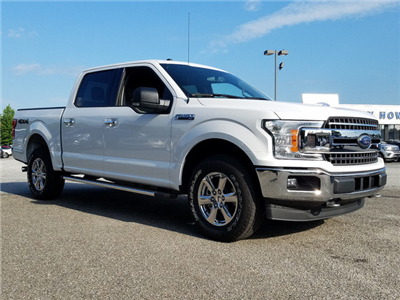 2018 F-150 SuperCrew Cab 4x4,  Pickup #F81198 - photo 5