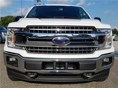 2018 F-150 SuperCrew Cab 4x4,  Pickup #F81198 - photo 4