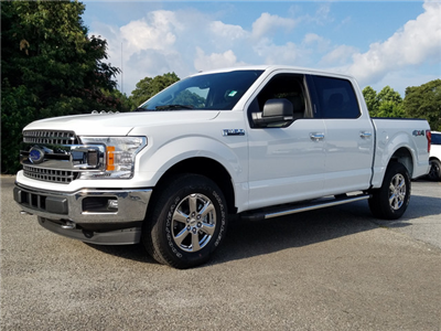 2018 F-150 SuperCrew Cab 4x4,  Pickup #F81198 - photo 3