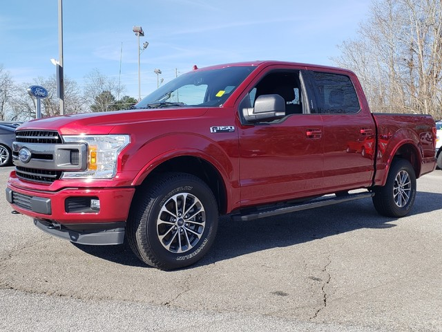 2018 F-150 SuperCrew Cab 4x4,  Pickup #F81647 - photo 4