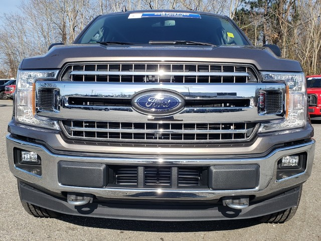 2018 F-150 SuperCrew Cab 4x4,  Pickup #F81730 - photo 3