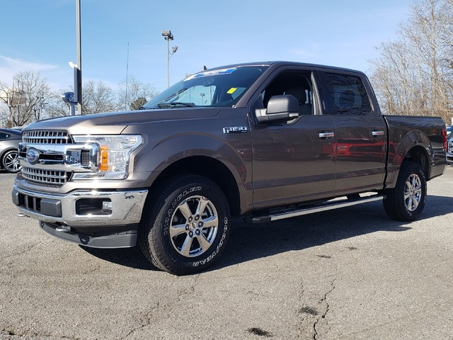 2018 F-150 SuperCrew Cab 4x4,  Pickup #F81730 - photo 4