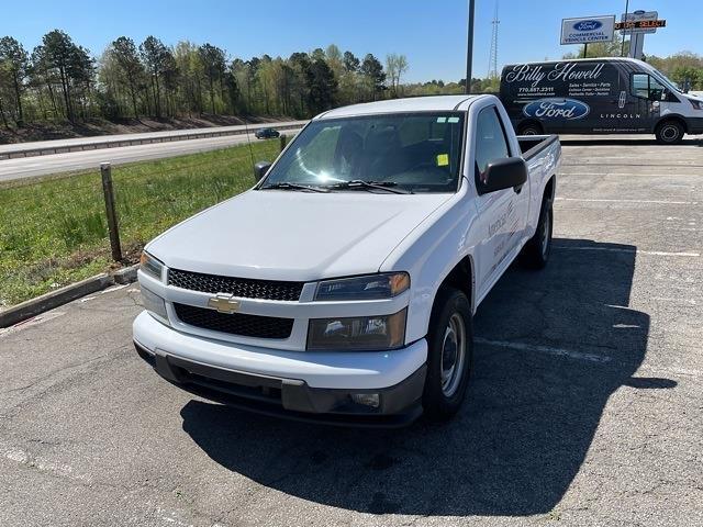 2012 Chevrolet Colorado Regular Cab 4x2, Pickup #H21230A - photo 1