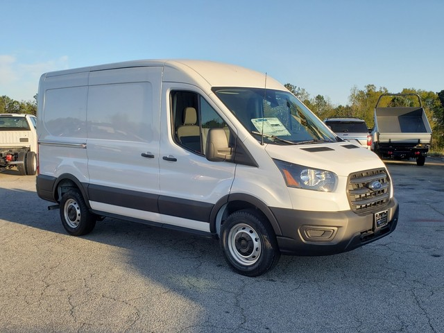 2020 Ford Transit 250 Med Roof RWD, Empty Cargo Van #T210247 - photo 1