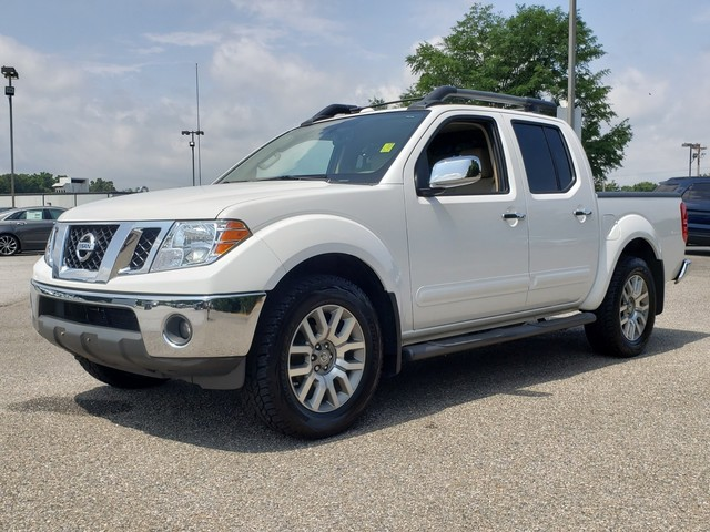 2012 Nissan Frontier Crew Cab, Pickup #T210259A - photo 1