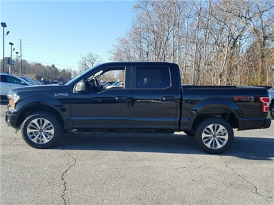 2018 F-150 SuperCrew Cab 4x4, Pickup #T81135 - photo 4