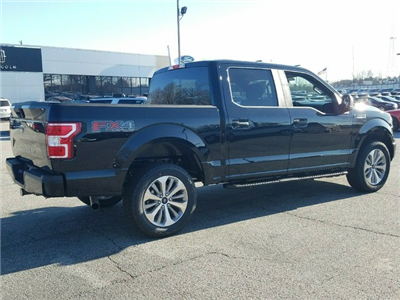 2018 F-150 SuperCrew Cab 4x4, Pickup #T81135 - photo 2