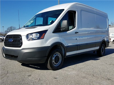 2018 Transit 250 Med Roof, Cargo Van #T81215 - photo 4