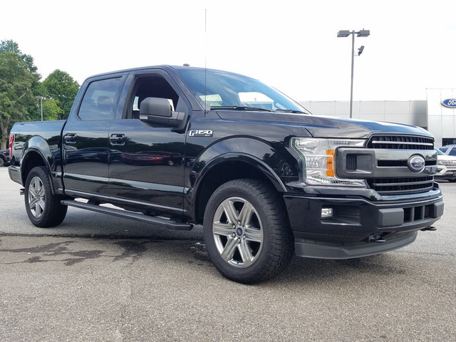 2018 F-150 SuperCrew Cab 4x4,  Pickup #T81516 - photo 5