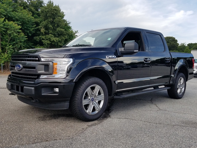 2018 F-150 SuperCrew Cab 4x4,  Pickup #T81516 - photo 4