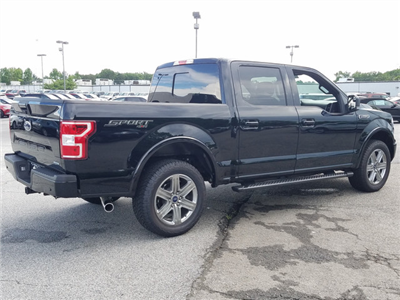 2018 F-150 SuperCrew Cab 4x4,  Pickup #T81516 - photo 2