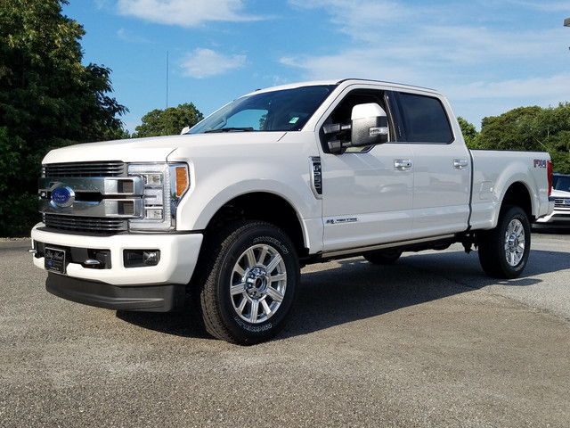 2018 F-250 Crew Cab 4x4,  Pickup #T81556 - photo 4