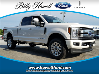2018 F-250 Crew Cab 4x4,  Pickup #T81556 - photo 1