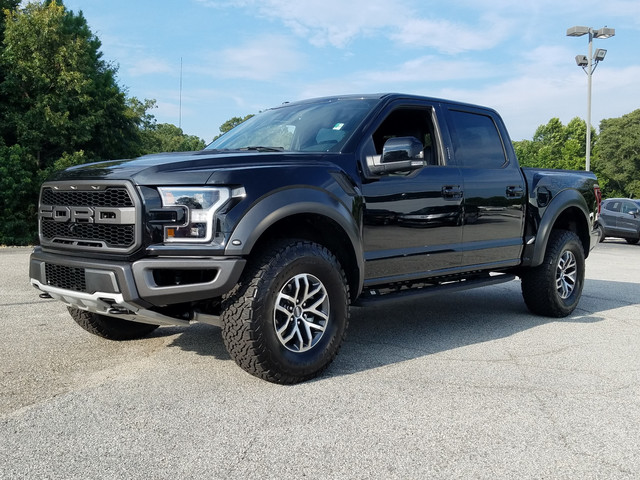 2018 F-150 SuperCrew Cab 4x4,  Pickup #T81675 - photo 4
