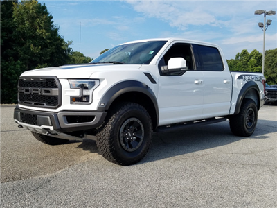 2018 F-150 SuperCrew Cab 4x4,  Pickup #T81676 - photo 4