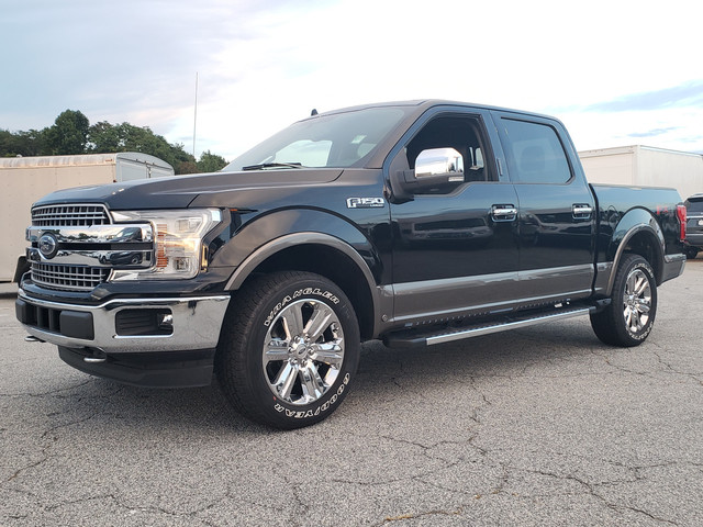 2018 F-150 SuperCrew Cab 4x4,  Pickup #T81779 - photo 4
