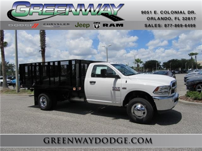 2017 Ram 3500 Regular Cab DRW, Landscape Dump #T171563 - photo 1