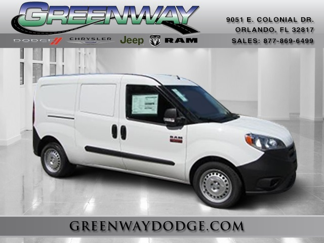 2017 ProMaster City Cargo Van #T171684 - photo 1