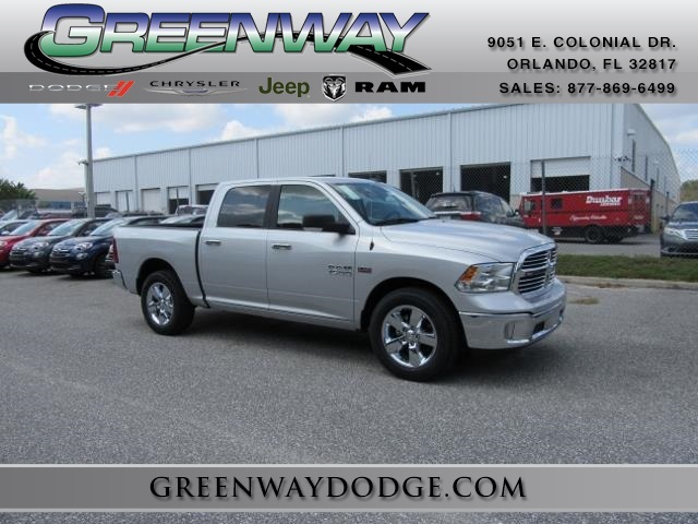 2017 Ram 1500 Crew Cab Pickup #T172060 - photo 3