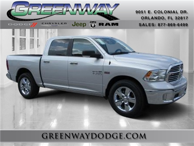 2017 Ram 1500 Crew Cab Pickup #T172060 - photo 1