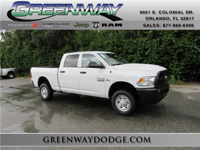 2018 Ram 2500 Crew Cab 4x4, Pickup #T180018 - photo 4